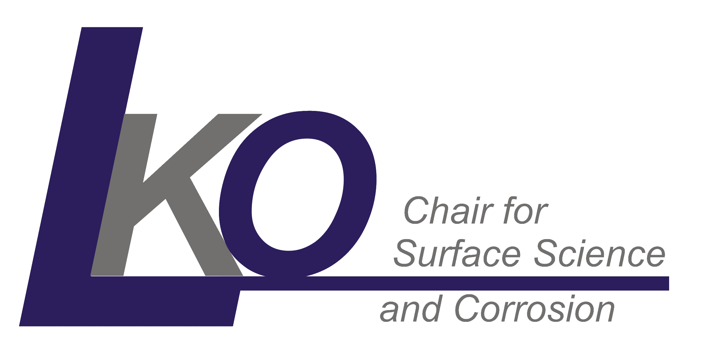 Chair for Surface Science and Corrosion